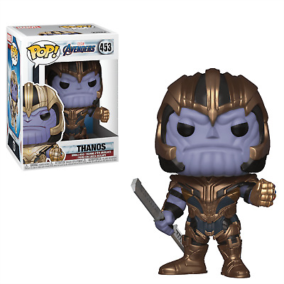 Marvel Avengers: Endgame Thanos Funko Pop! Vinyl Figure #453