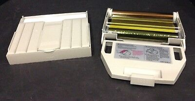 Ink Ribbon Holder And Paper Tray For Sony Up-D55 Up-55Md Color Medical Printer