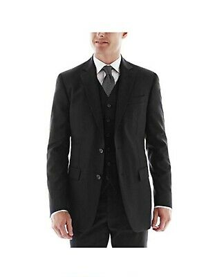 Stafford Executive Super 100% Wool Suit Jacket - Classic. Size 42 R