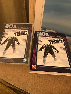 The Thing - 80s Collection(DVD2018) Dir- John Carpenter - New/Sealed