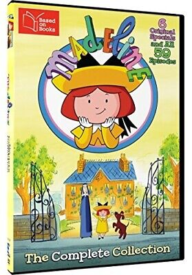 Madeline: The Complete Collection (6Pc) New Dvd