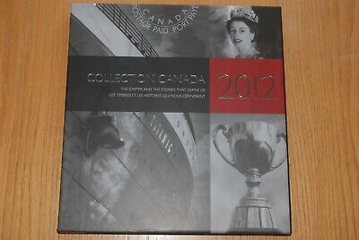 Weeda Canada VF 2012 Annual Collection #55, hardcover book with slipcase CV $134