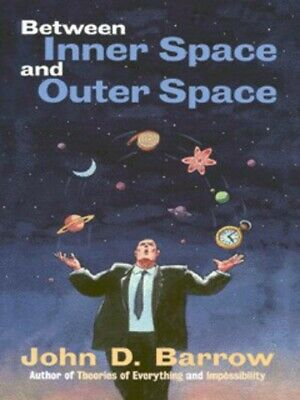 Between inner space and outer space: essays on science, art, and philosophy by