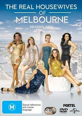 Real Housewives Of Melbourne, The, DVD