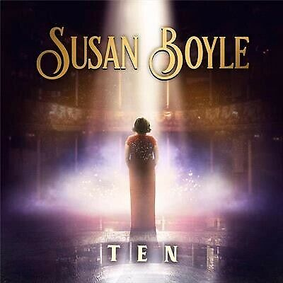 Susan Boyle, TEN, CD