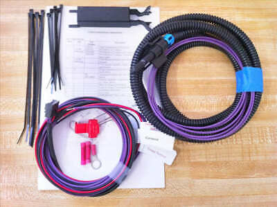 BRAND NEW Wiring Kit For 7 Pin Gentex /& MagnaDonnelly Compass Temperature Mirror