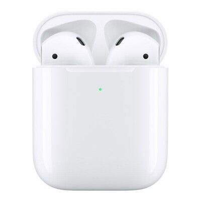 Apple Airpods with Wireless Charging Case (2019)