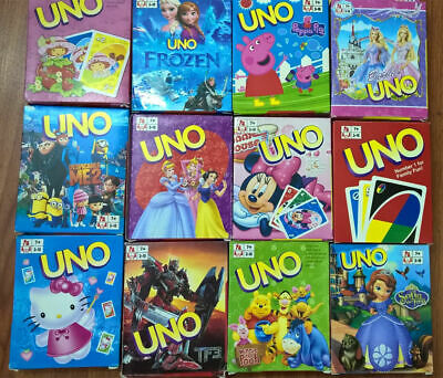 Classic UNO Card Game UNO H2O Splash Card Game Melbourne stock Unbranded