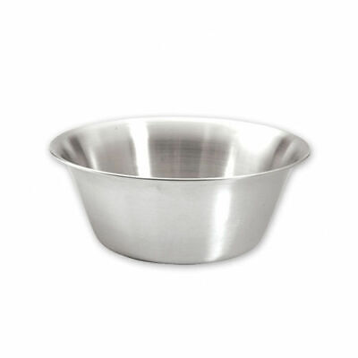 Mixing Bowl 3.5 Litre Tapered Heavy Duty Stainless Steel Kitchen Bowls