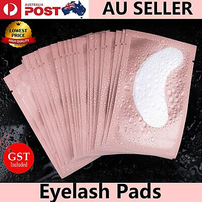 200 Pairs Eyelash Pad Eye Pad Gel Patch Lint Free Lashes Extension Mask Eyepads