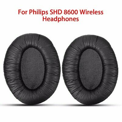 Replacement Earpads Ear Pad Cushion For Philips SHD 8600 Headphone Headset K6