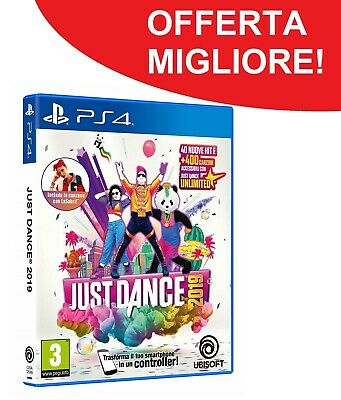 Just Dance 2019  - PlayStation 4 - NUOVO - ps4 - offerta