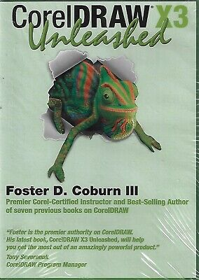 CorelDraw X3 Unleashed by Foster D. Coburn III (Multimedia CD)