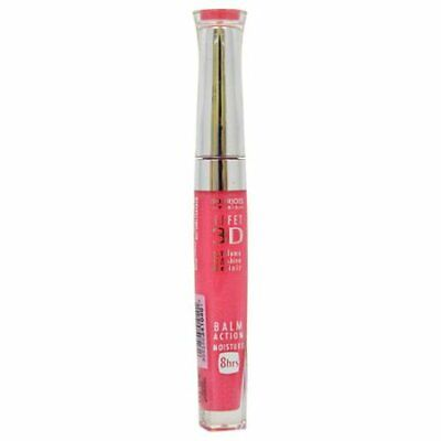 Bourjois 3D Lipgloss 04 Rose Polemic