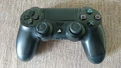 Genuine Official Sony Playstation 4 Wireless Controller PS4 DualShock 4 BLACK