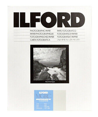 Ilford MGIV RC Cooltone Pearl 9½ x 12in - 24 x 30.5cm 50 Sheets