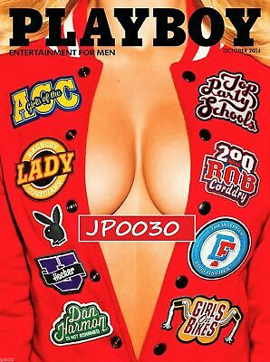 Playboy October 2014, Top Party Schools, Brand New Factory Sealed