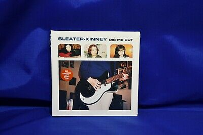 Sleater-Kinney - Dig Me Out [2014 CD] MINT