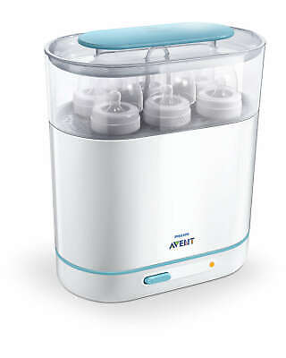 Philips Avent 3 in 1 Electric Steam Steriliser