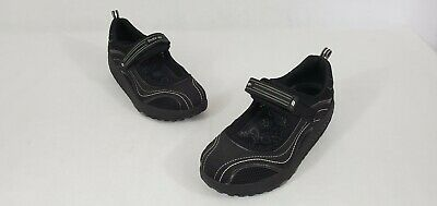 SKECHERS SHAPE UPS 11807 Black Mary Jane Shoes Women's Size 9 Comfort Walking