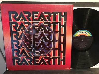 Rare Earth S/T Orig 1977 Prodigal Lp~Vg++/Nm~Shrink~Motown White Soul Pop Rock