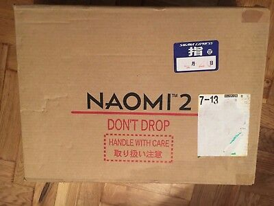 Sega Naomi 2 + Netdimm WITH ORIGINAL BOX. Working and Tested. Arcade/Jamma/Pcb