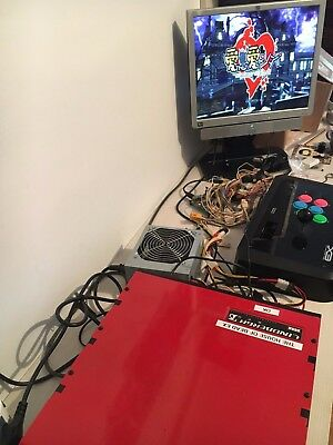 Sega Lindbergh Red Motherboard + The House of Dead EX. Arcade/Jamma/JVS THoD EX