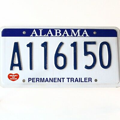 LOT OF 15 US license plates, ALABAMA~MINNESOTA, most in near