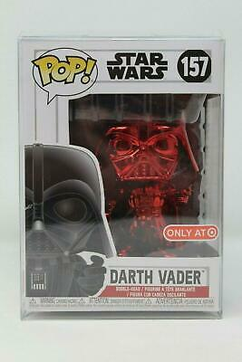 Funko Pop! Star Wars - Darth Vader Red Chrome Target Exclusive