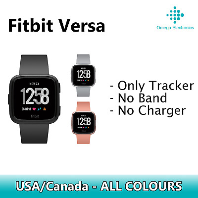 Brand New - Fitbit Versa - All Colours - Fast Delivery - Pebble Only - BNIB