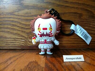 Horror Properties Figural Bag Clip Series 4 Pennywise