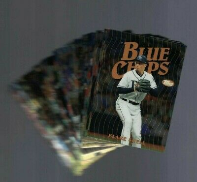 2019 Topps Finest BLUE CHIPS Inserts #FBC.... Complete Your Set !!!