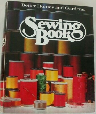 Better Homes And Gardens ~ Sewing Book ~ Hardcover 5 Ring Binder ~ 1977
