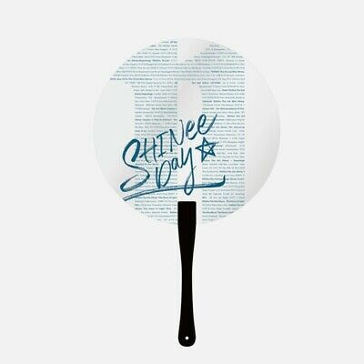 [Pre-Order] SM TOWN SHINee Debut 11th Anniversary Exhibition Fan