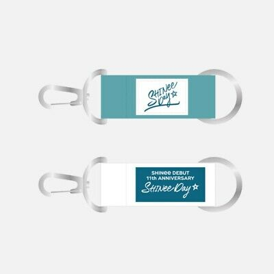 [Pre-Order] SM TOWN SHINee Debut 11th Anniversary Exhibition Strap Keyring