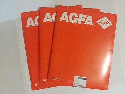 AGFA Insignia3 MGP310 RC 111 Glossy B&W 11x14 Grade: normal 10ct NOS Sealed pack