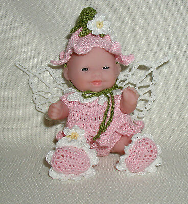 "Daisy Fairy OUTFIT ONLY for Itty Bitty Baby - 5"" Lots to Love Babies"