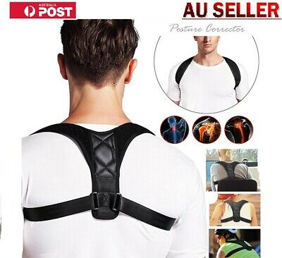 Posture Corrector & Back Support Brace for Women and Men Back & Neck Pain Relief