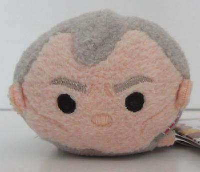 Disney Parks Star Wars GRAND MOFF TARKIN Mini Plush Tsum Tsum  NWT Free Shipping