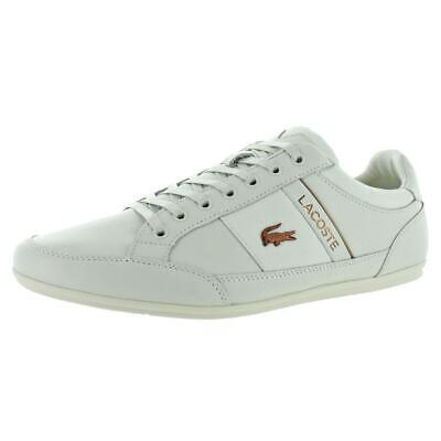 Lacoste Men/'s CHAYMON 318 6 U Leather Sneakers Shoes