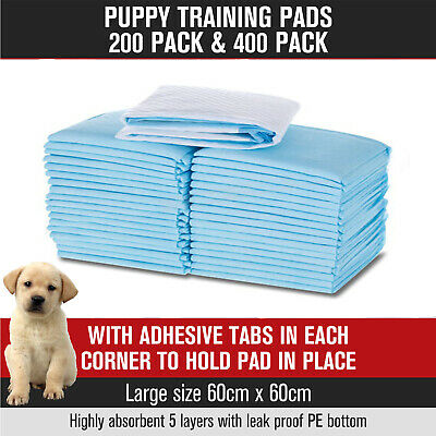 Dog Toilet Training Pads Pet Dog Pee Pad Train Absorbent Mat 100% Satisfaction