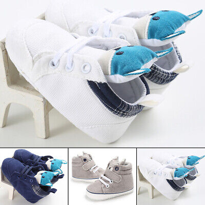 Newborn Baby Boys Girls First Walkers Infant Toddler Classic Sneakers Shoes 2019