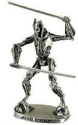 Star Wars GRIEVOUS figura estaño 75mm