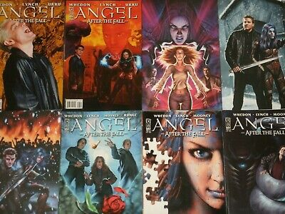 IDW Comics:  ANGEL & SPIKE Series (From The Pages Of Buffy The Vampire Slayer)