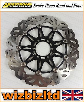 Armstrong Front Left Wavy Brake Disc Yamaha TZR 250 1989 BKF717