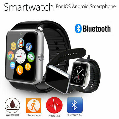 DZ09 Fitness Smart Watch Activity Tracker GT08 Bluetooth For iPhone Android