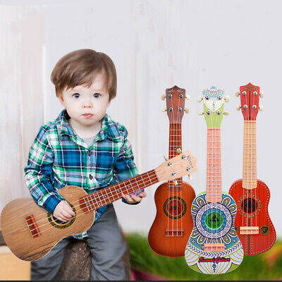 21'' 4 String Ukulele Ukelele Kids Bignners Uke Guitar Musical Educational Toys