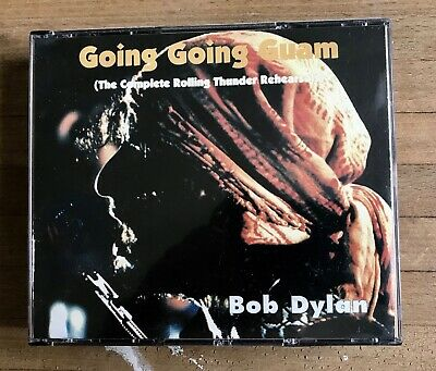 Bob Dylan – Going Going Guam (The Complete  Rolling Thunder Rehearse)
