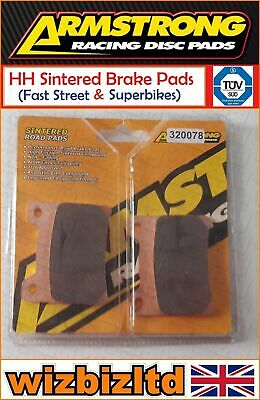 Armstrong GG Rear Brake Pads Yamaha 1999 XJ900S Diversion