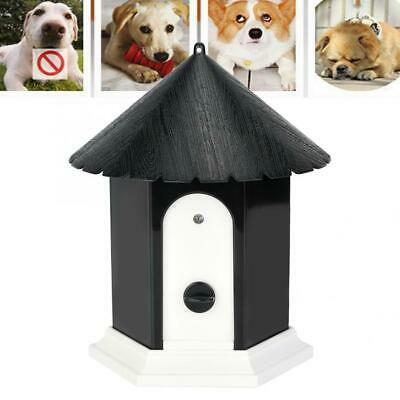 Ultrasonic Anti Bark Control Stop Barking Dog Training Repeller Device Birdhouse